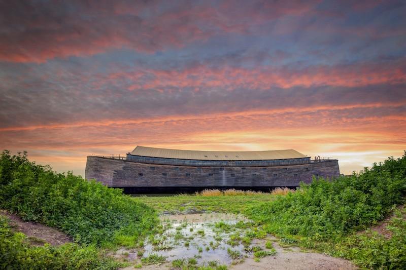 Ark van Noach - Peter Baas
